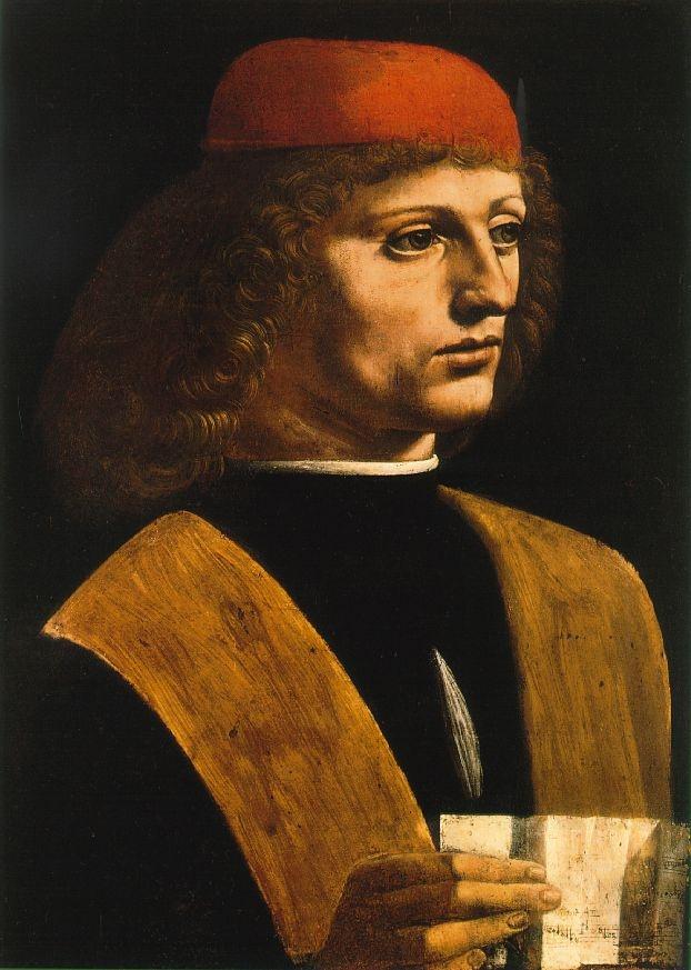 Леонардо да Винчи - фото №6