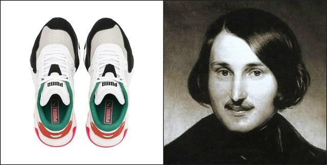 Скандал: Puma выпустили кроссовки с портретом Адольфа Гитлера - фото №2