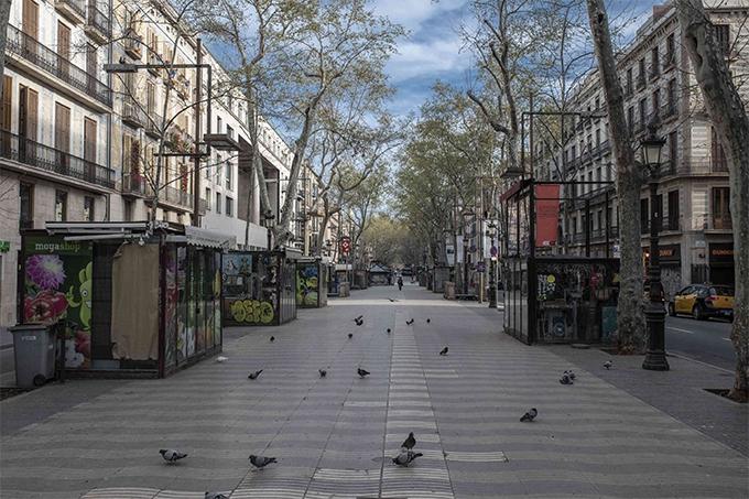 """Великая пустота"": New York Times опубликовал снимки опустевших городов (ФОТО) - фото №8"