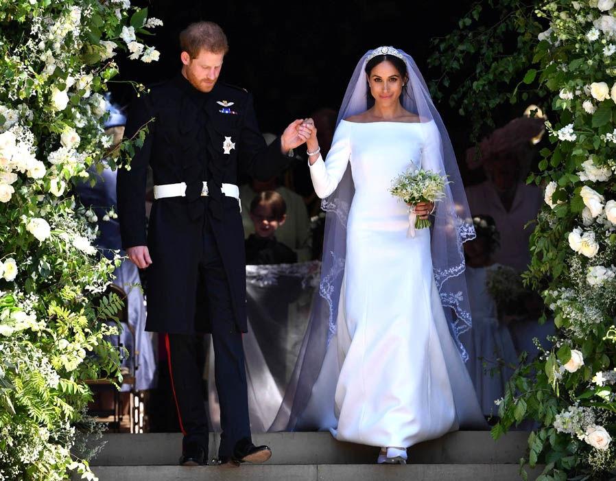 годовщина свадьбы меган маркл и принца гарри