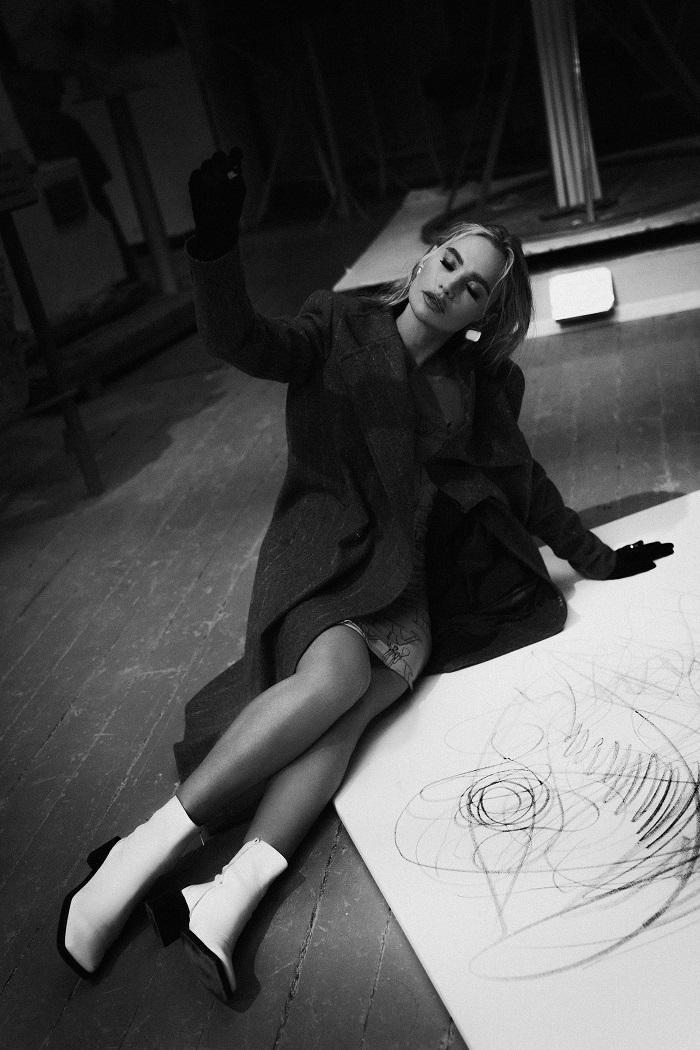 Мистический Киев и высокая мода: вышел тизер fashion-фильма Жана Грицфельдта — Code:Kyiv (ВИДЕО) - фото №3