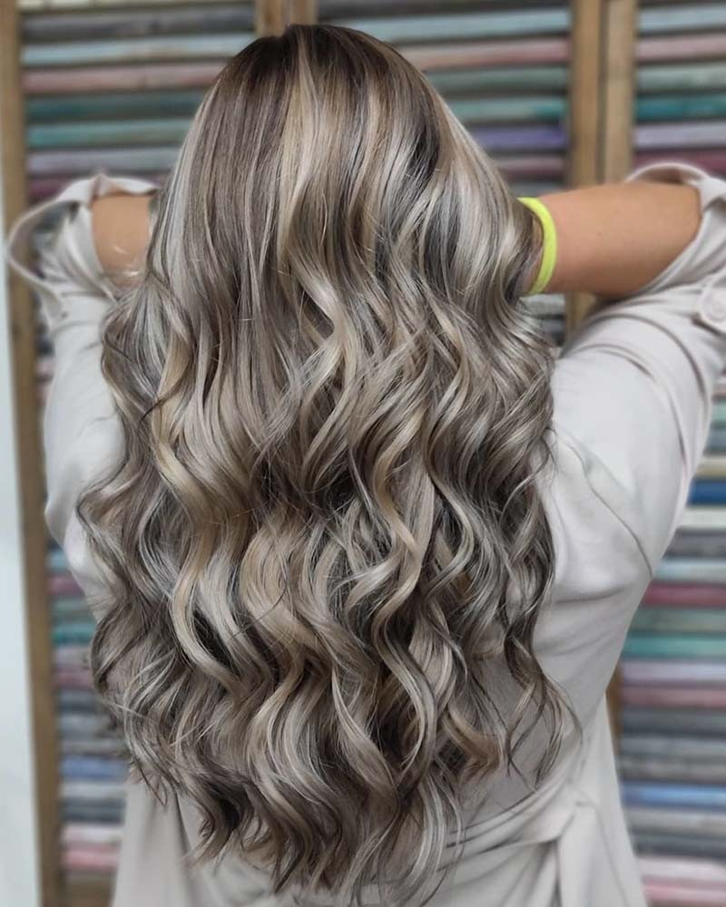 Тенденции окрашивания волос 2020 - фото №3