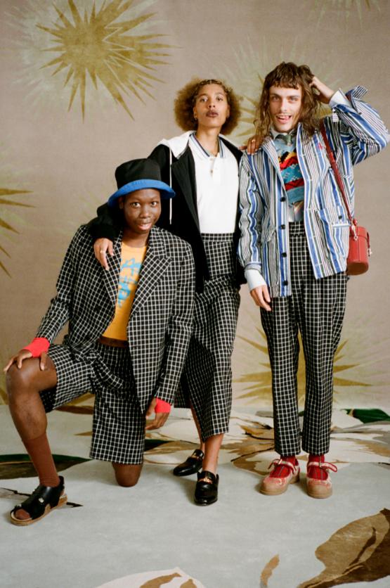 Клоуны и акробаты в новой весенней коллекции Vivienne Westwood (ФОТО) - фото №9