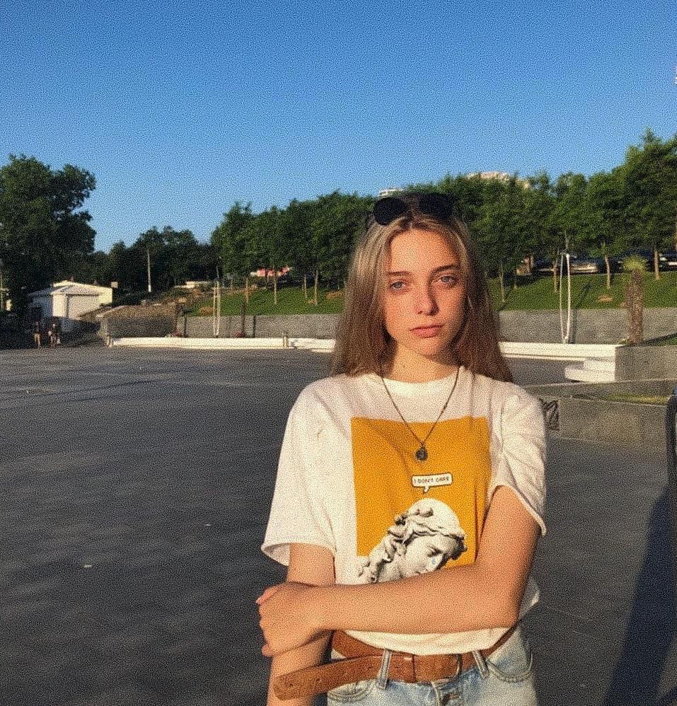кристина жураковская фото