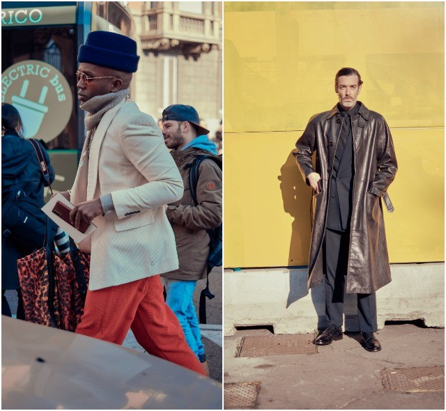 Что носят в Милане: обзор лучших стритстайл-образов с Недели мужской моды - фото №12
