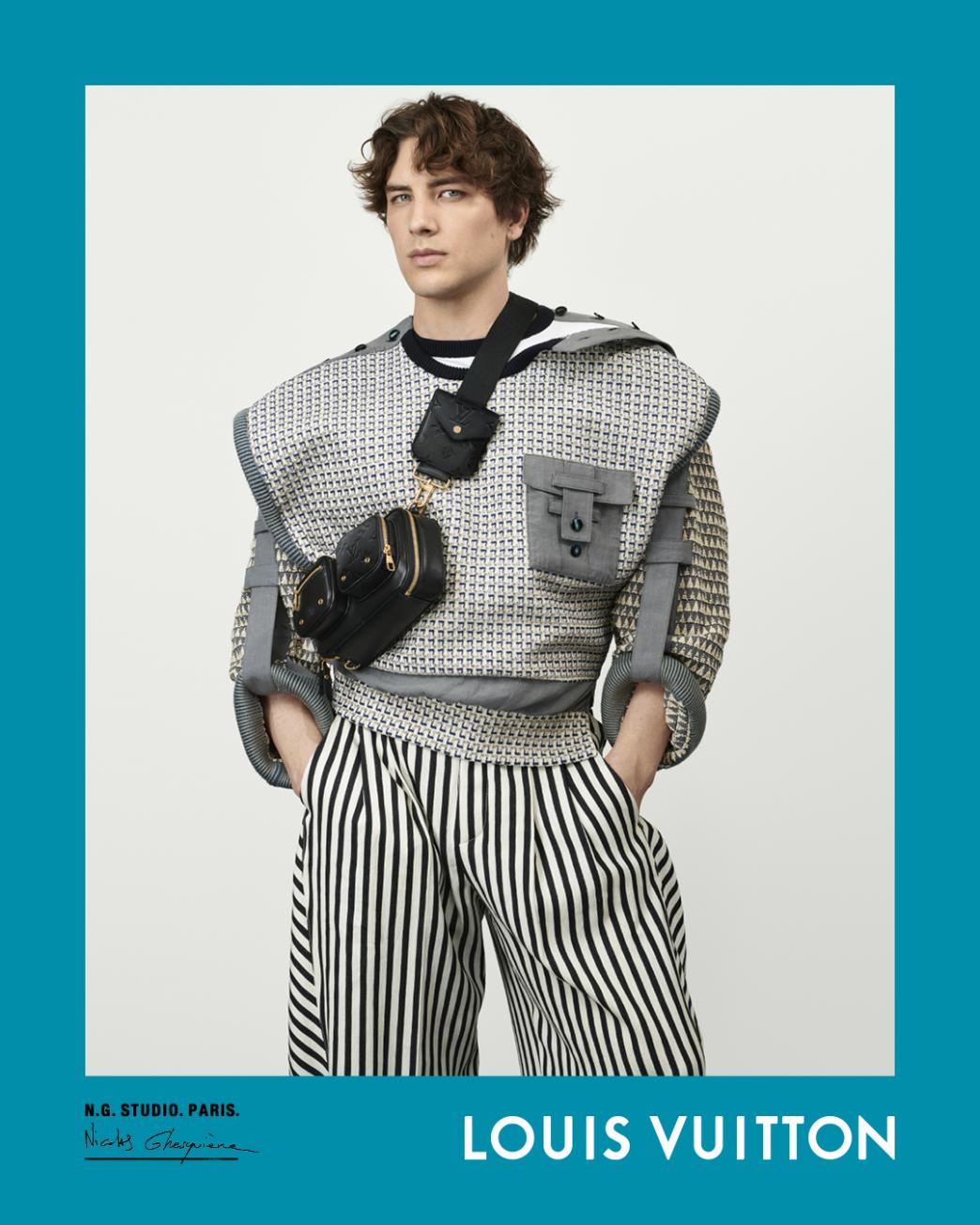Эмма Стоун, Софи Тернер и другие звезды снялись в рекламе Louis Vuitton (ФОТО) - фото №3