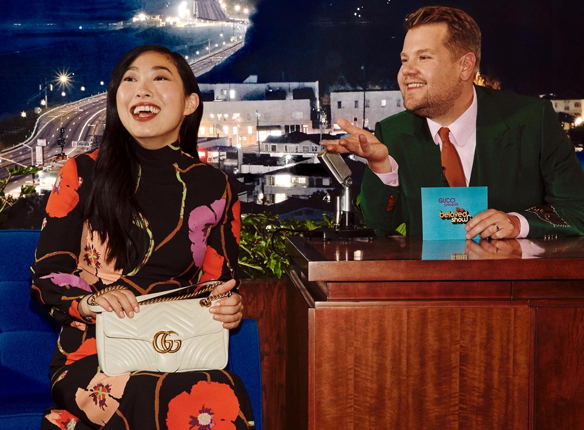Дакота Джонсон, Гарри Стайлз и другие звезды в необычной рекламе Gucci (ФОТО+ВИДЕО) - фото №4