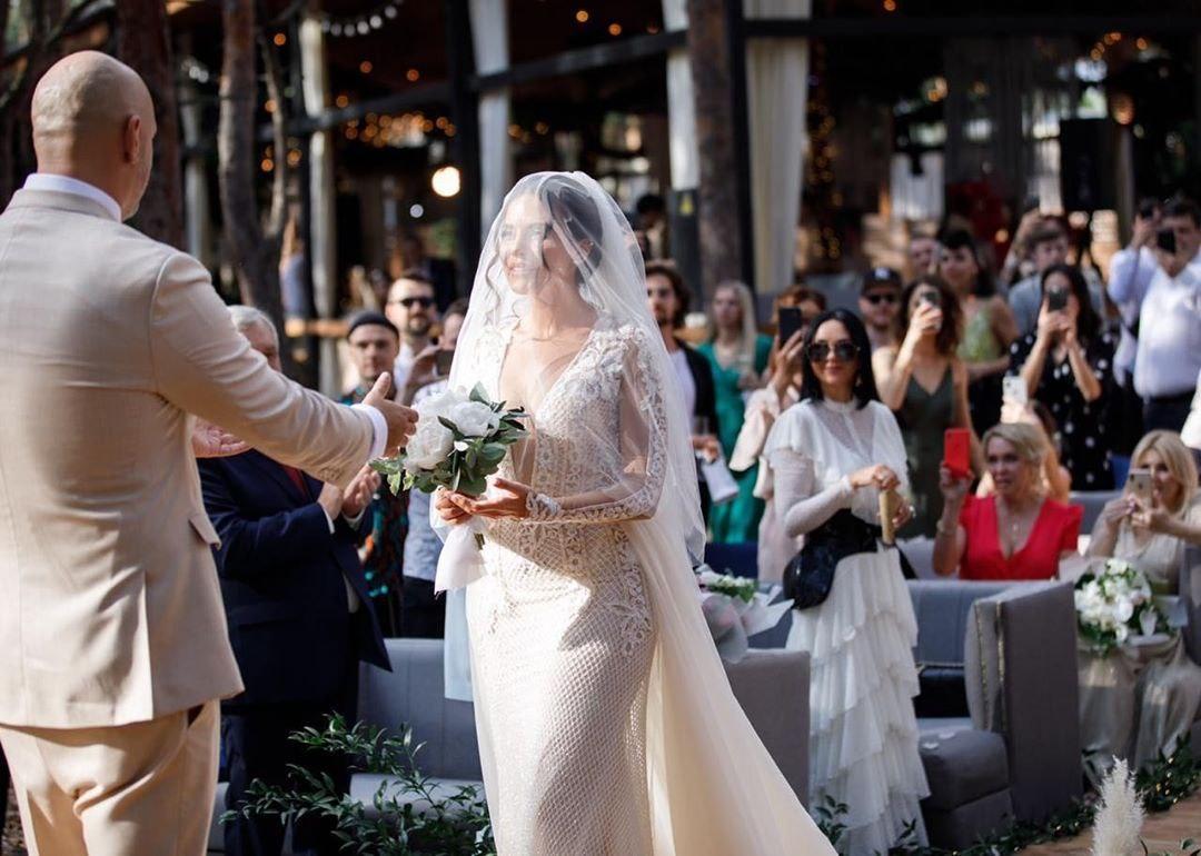 Свадьба Потапа и NK фото