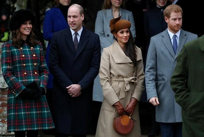 """Такой """"сюрприз"""": как отреагировали Кейт Миддлтон и принц Уильям на решение Меган Маркл и принца Гарри - фото №2"""