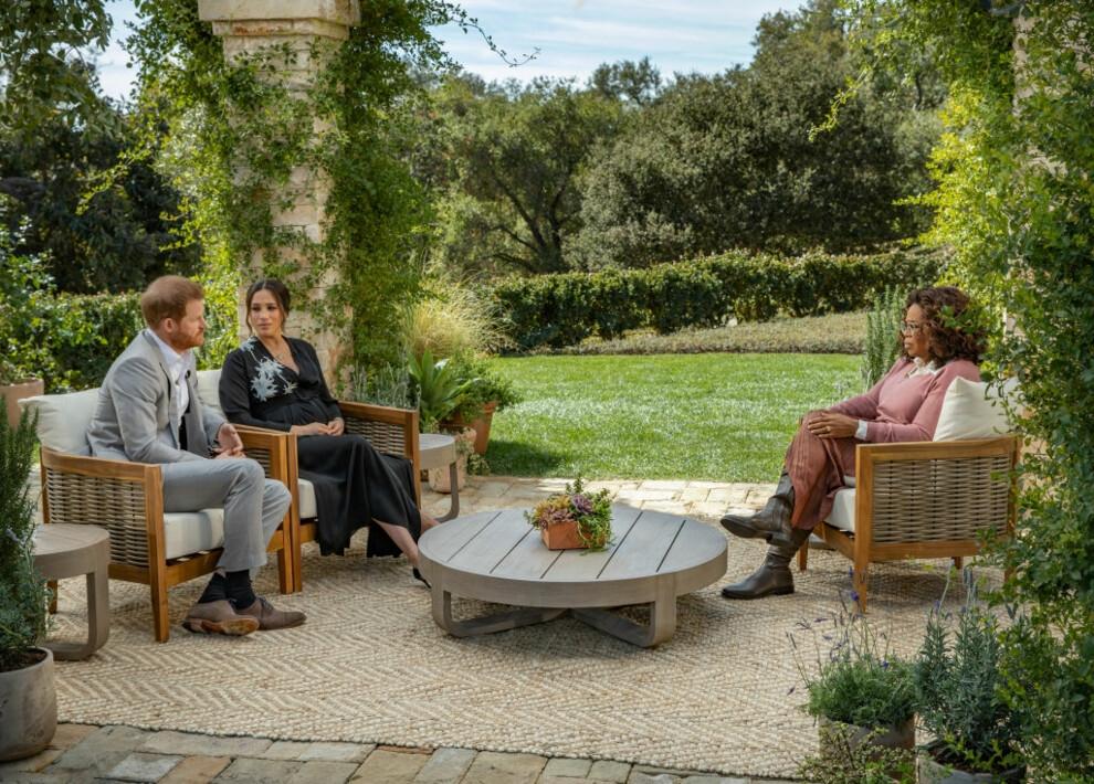 Принц Гарри и Опра Уинфри выпустят документальный сериал: дата премьеры и подробности сюжета - фото №1