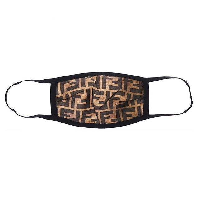 Подборка дизайнерских масок от коронавируса (ФОТО) - фото №1