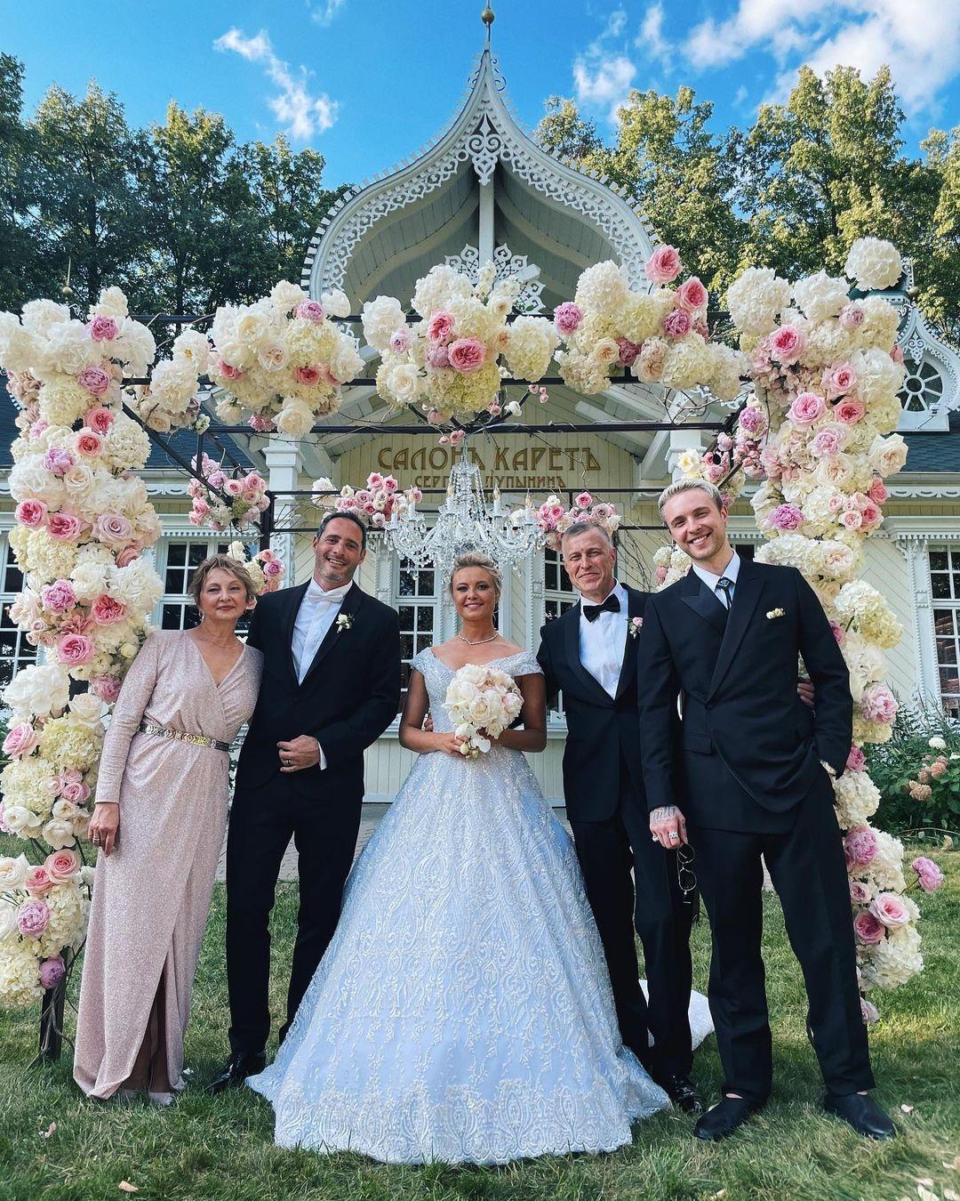 Сестра Егора Крида Полина сыграла пышную свадьбу с мужем-аргентинцем (ФОТО) - фото №2