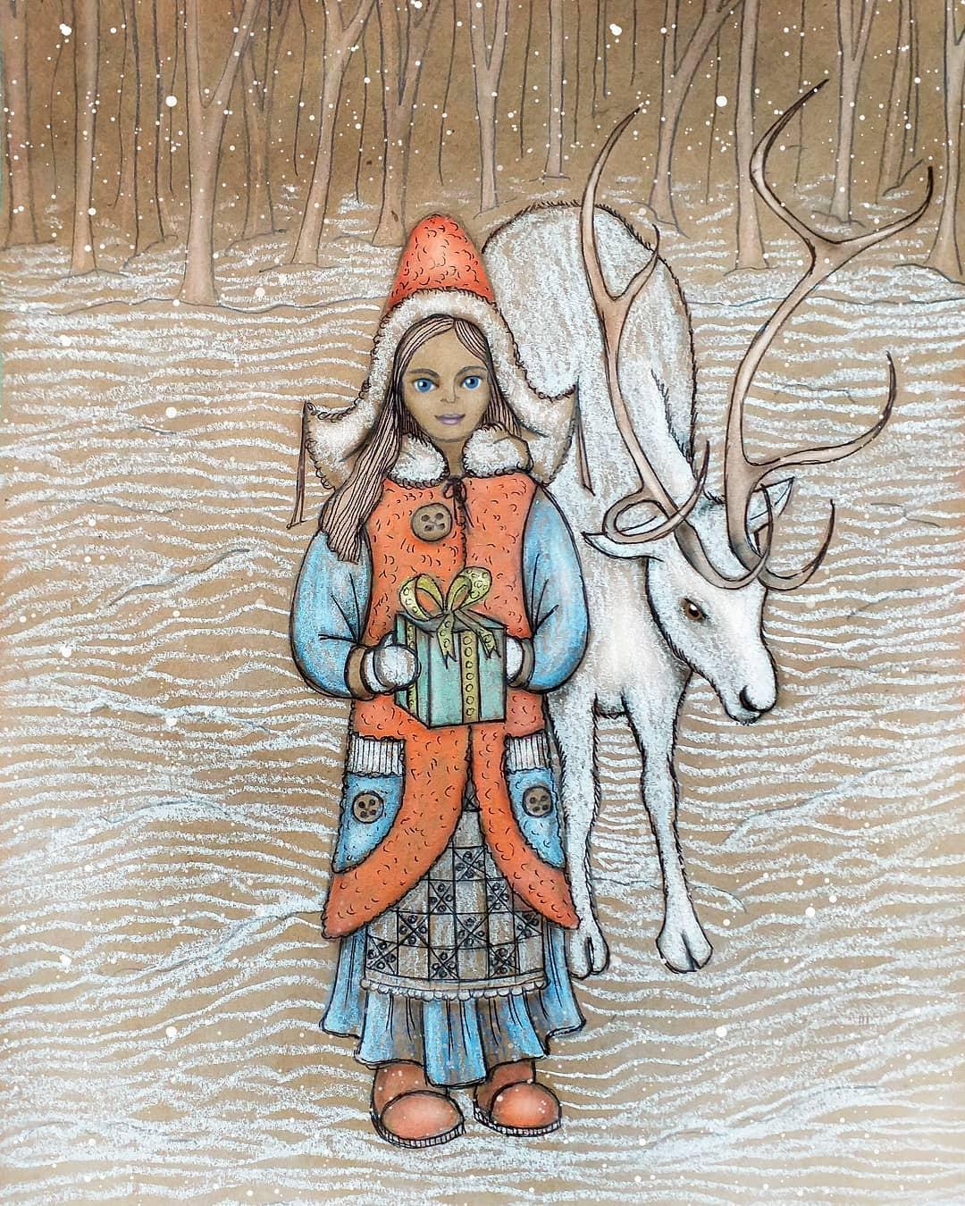 ТЕСТ: Какой ты герой зимней сказки? - фото №1