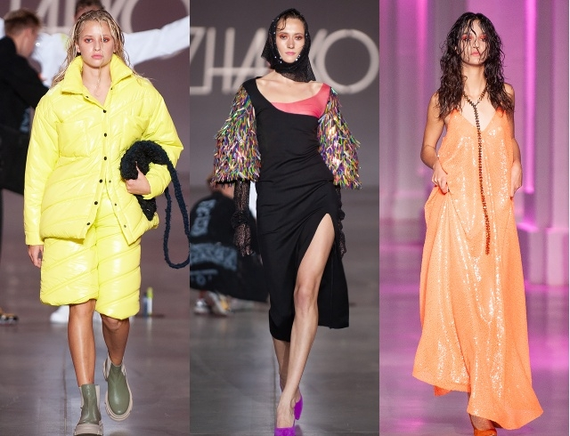 Итоги четвертого дня Ukrainian Fashion Week noseason sept 2021: новые лица, кибер-мода и виртуальный показ - фото №9