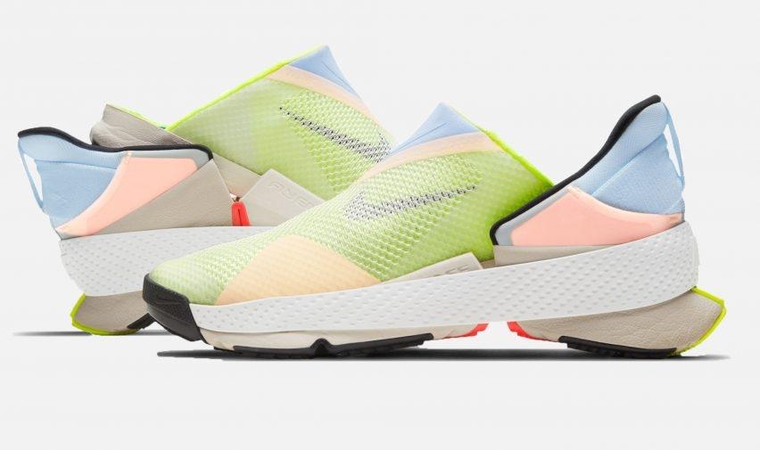 Все ради комфорта: Nike выпустили кроссовки, которые можно обувать без рук - фото №1