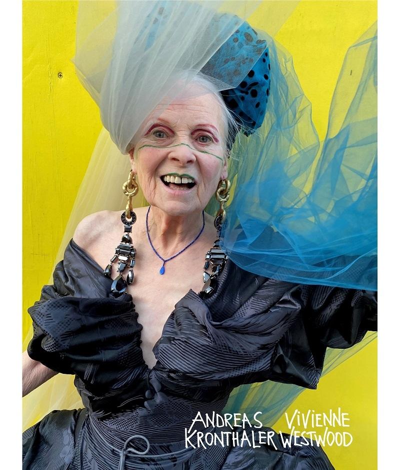 Королева эпатажа: 79-летняя Вивьен Вествуд снялась рекламе для новой коллекции своего бренда (ФОТО) - фото №5