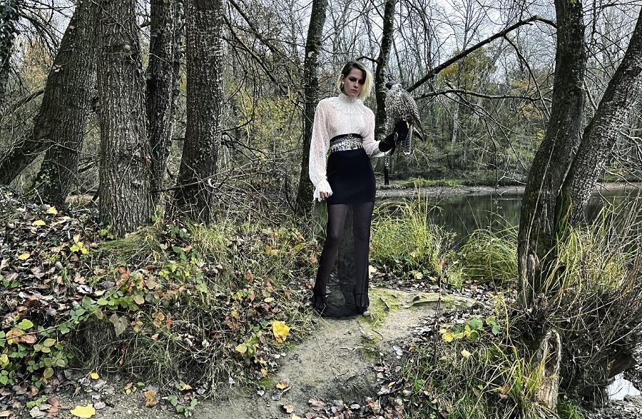 "Звезда ""Сумерек"" Кристен Стюарт снялась в рекламе Chanel (ФОТО) - фото №4"