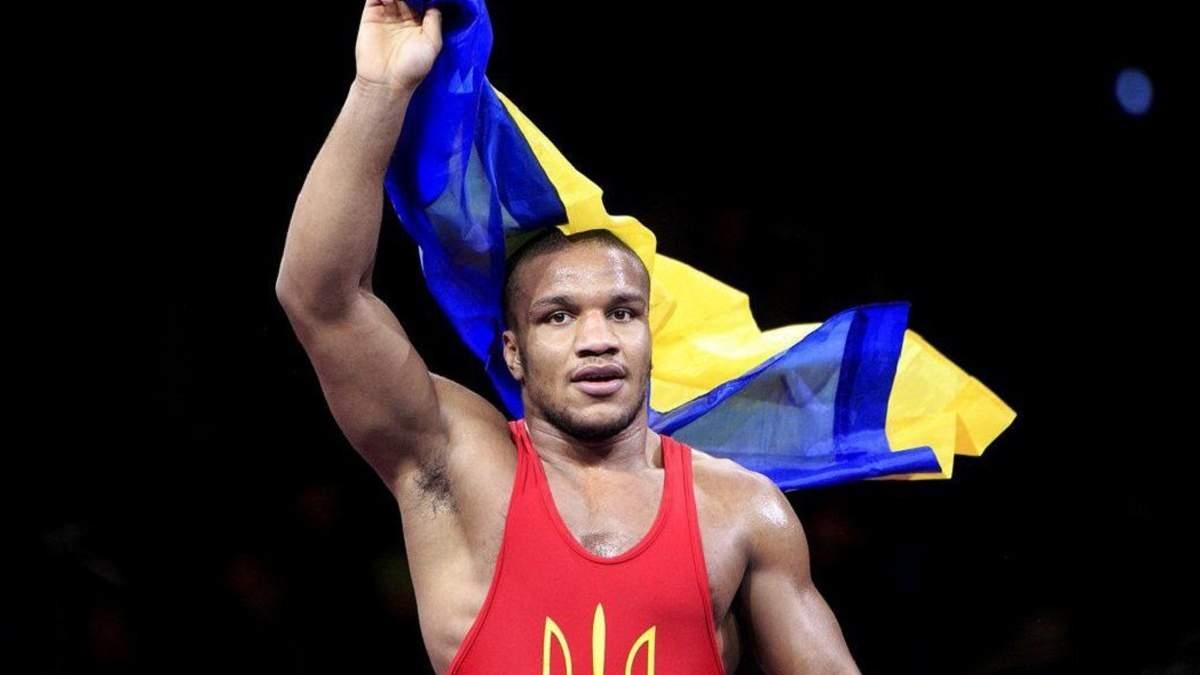 Жан Беленюк завоевал первое золото для Украины на Олимпиаде в Токио - фото №1