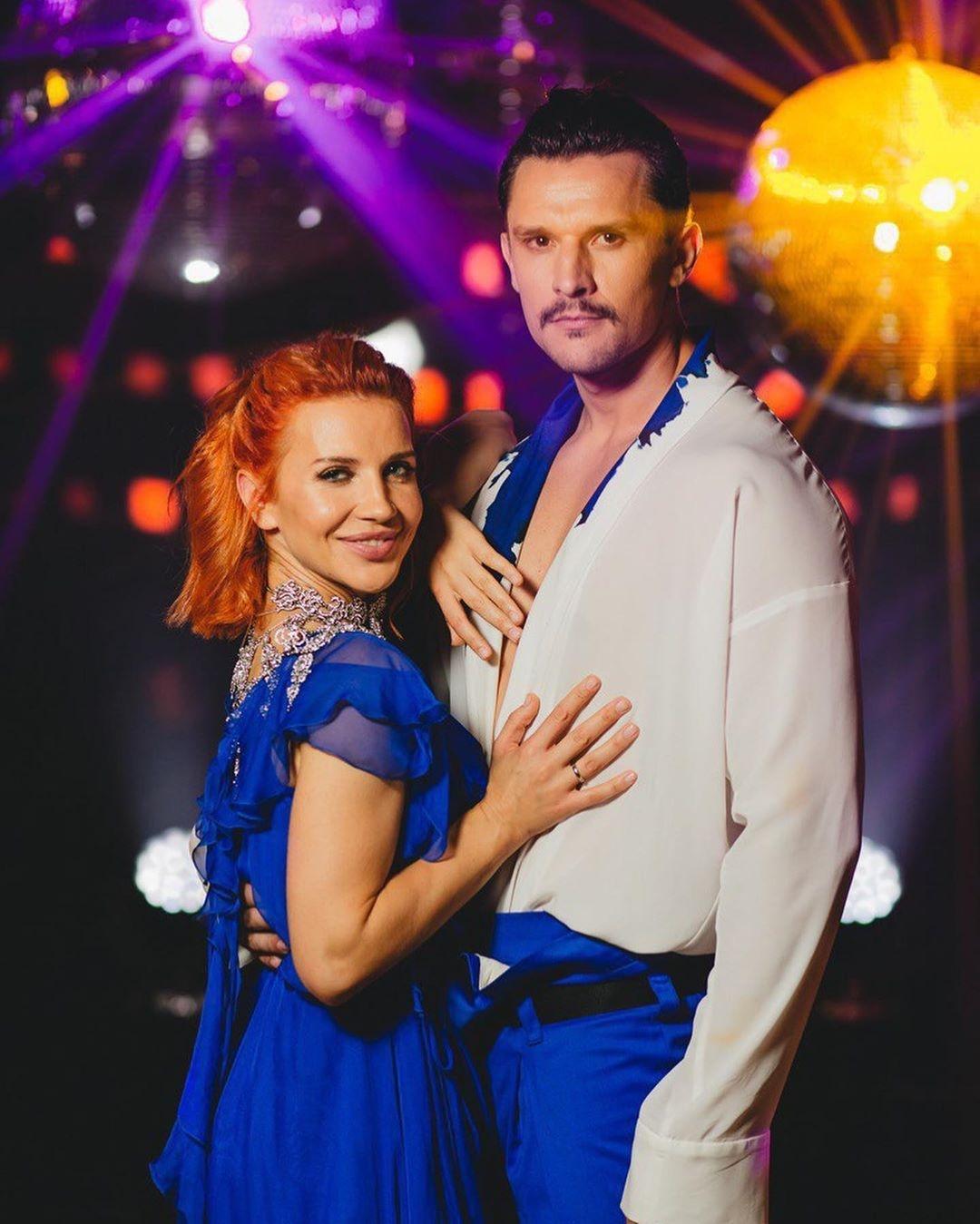 Тарас Цимбалюк и Яна Заяц