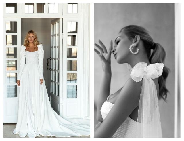 Charmanter Minimalismus: Eine neue Kollektion von Brautkleidern der Marke Eva Lendel (FOTO) - Foto Nr. 6