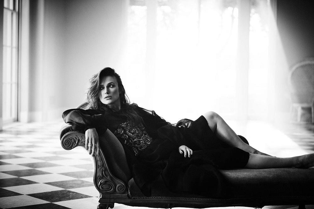 Кира Найтли стала главной героиней нового номера Harper