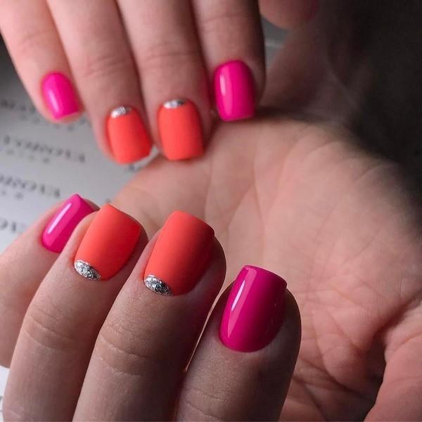 Стильный маникюр: ТОП-20 дизайнов ногтей на лето - фото №4