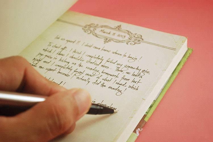 С чего начать ведение личного дневника