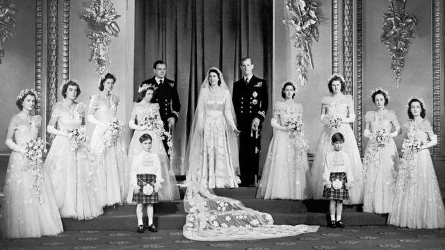 годовщина свадьбы королевы елизаветы и принца филиппа