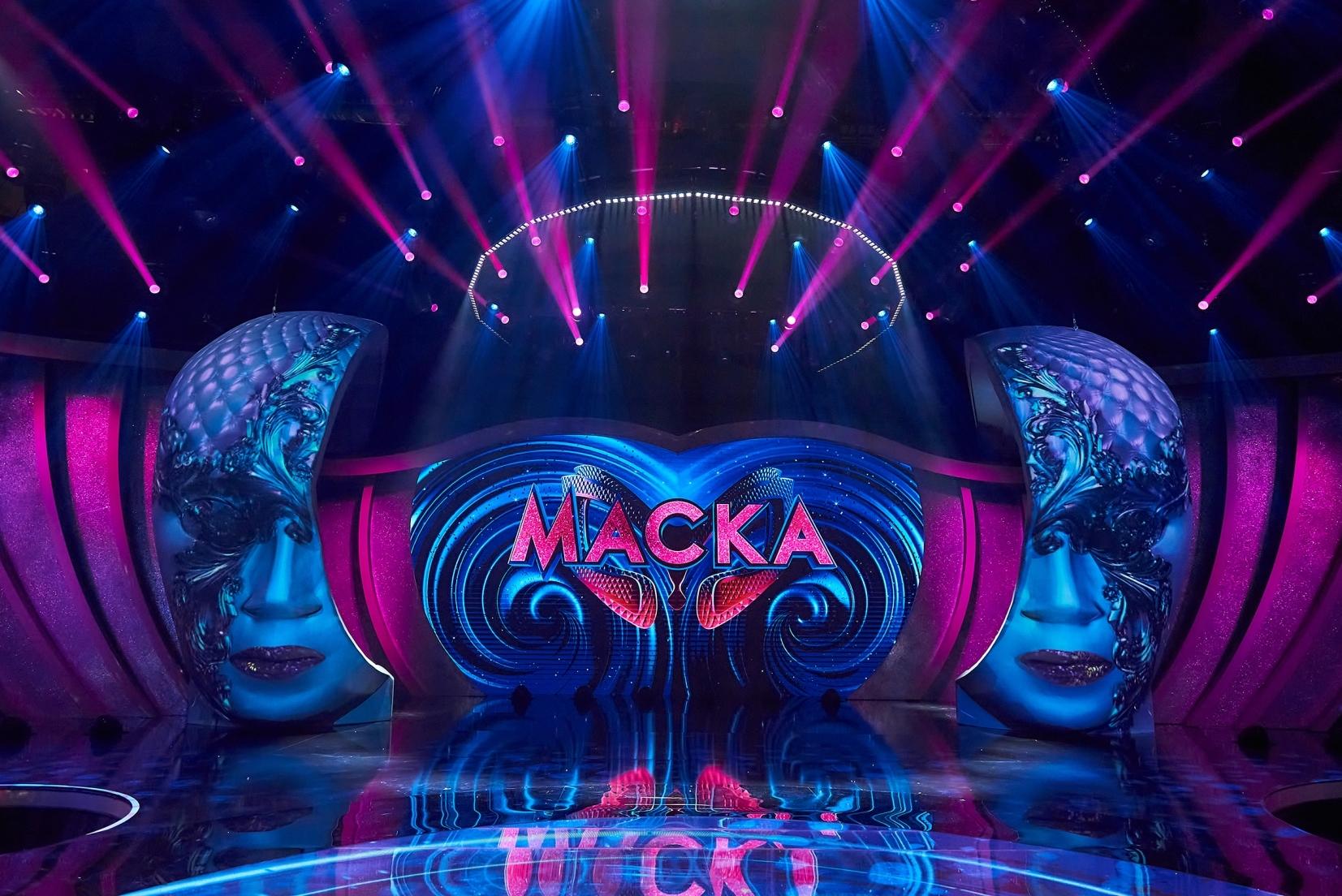 шоу маска