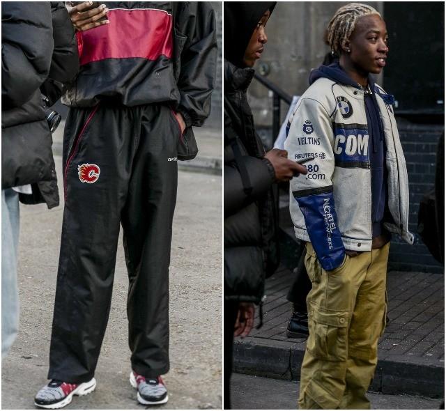Мужская неделя моды в Лондоне: лучшие стритстайл-образы (ФОТО) - фото №17