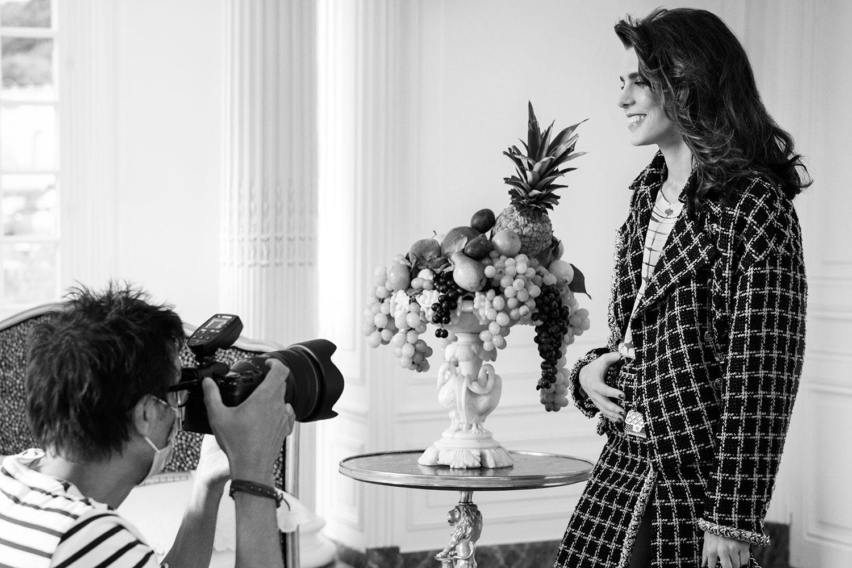 Дочь принцессы Монако станет новым лицом Chanel - фото №1