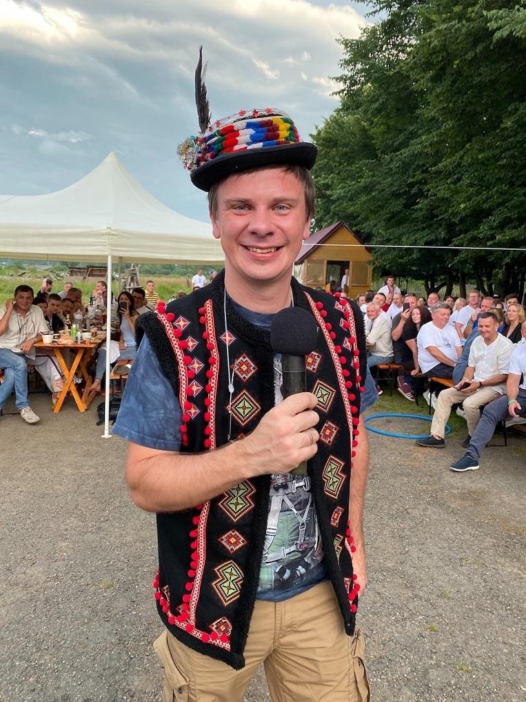 Дмитрий Комароввпервые отправится в экспедицию по Украине - фото №2