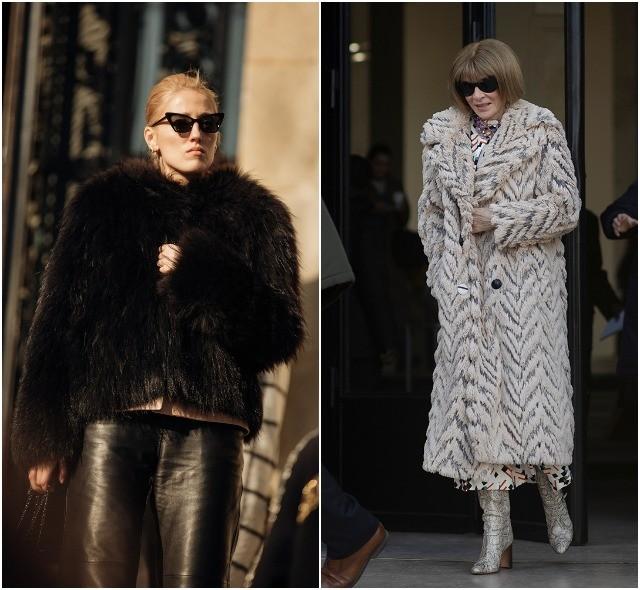 Стритстайл на Неделе высокой моды в Париже: как носить кутюр каждый день - фото №22