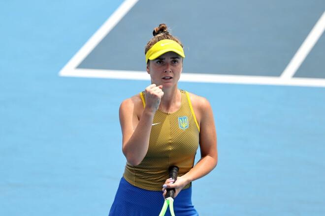Элина Свитолина получила первую в истории Украины Олимпийскую медаль в теннисе - фото №1
