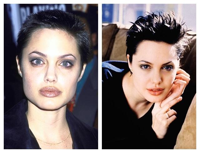 Beauty-эволюция: как менялась внешность Анджелины Джоли (ФОТО) - фото №1