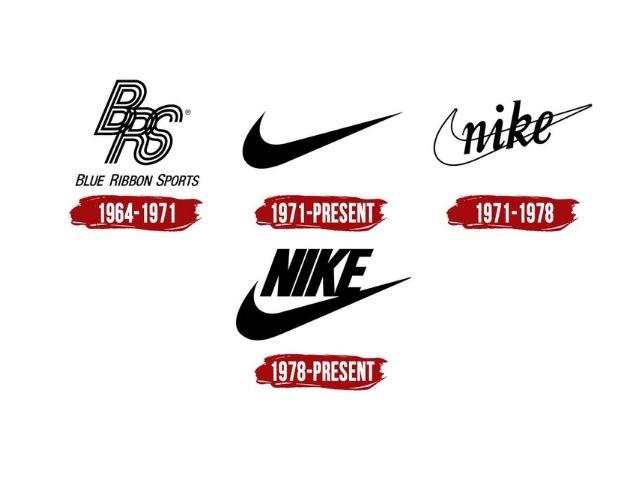 история Nike