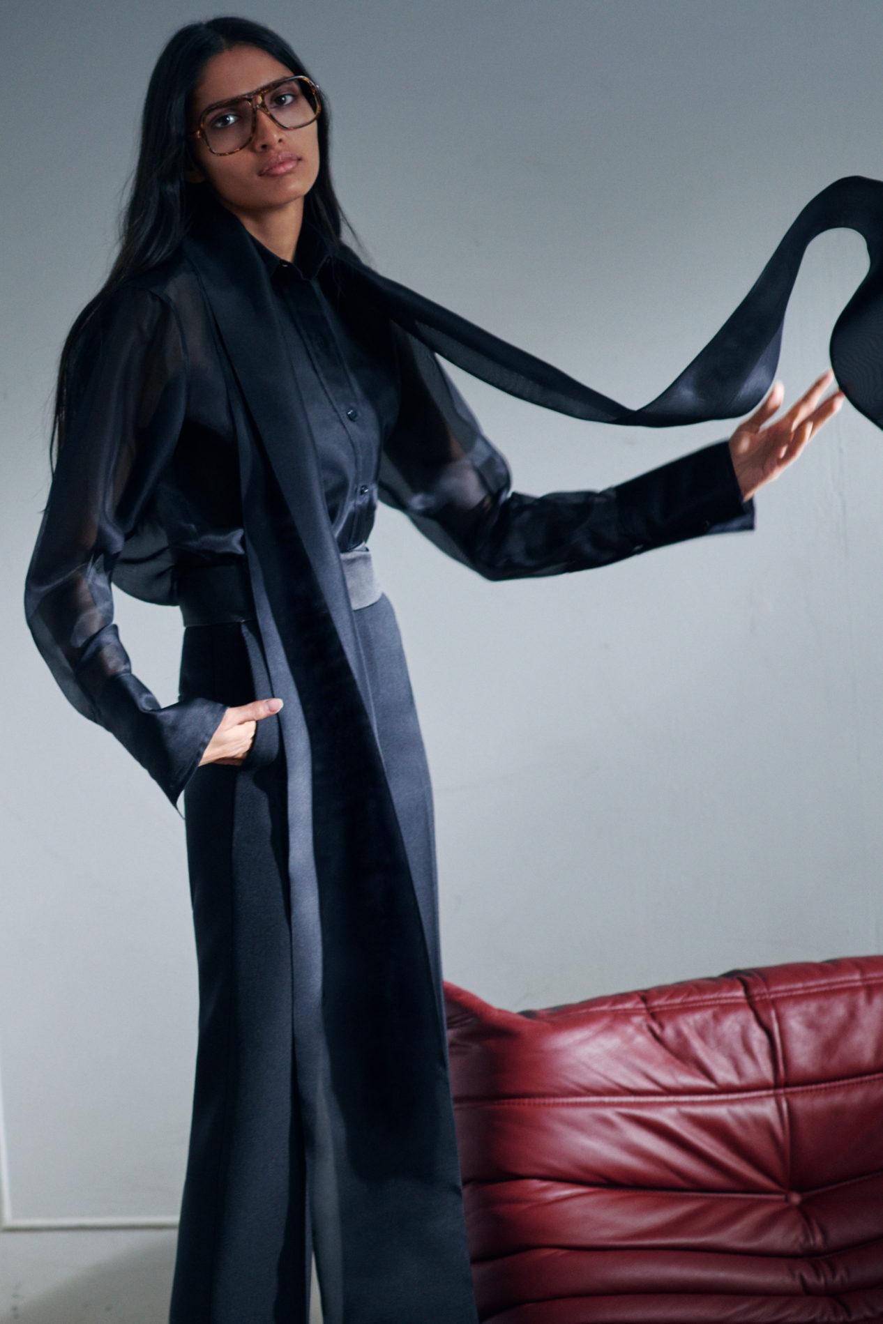 Уроки стиля. Новая круизная коллекция бренда Victoria Beckham (ФОТО) - фото №9