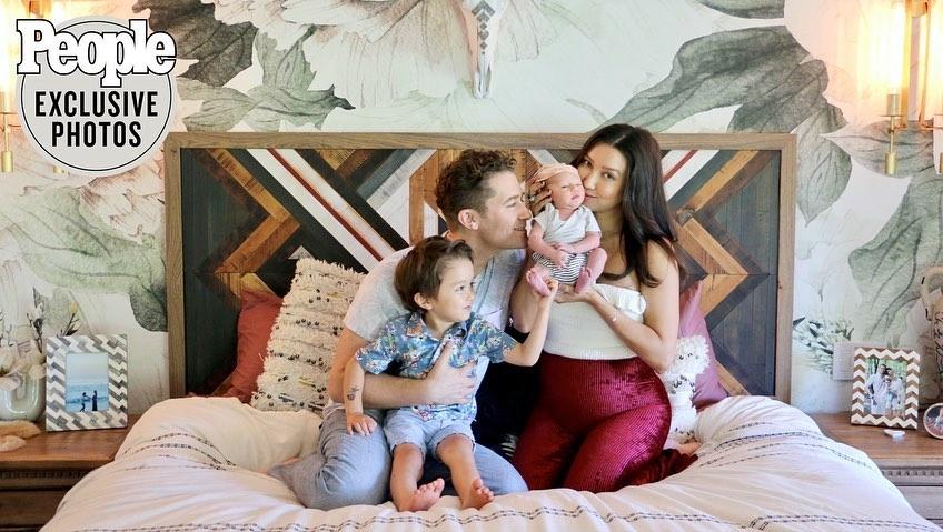 Мэттью Моррисон во второй раз стал отцом