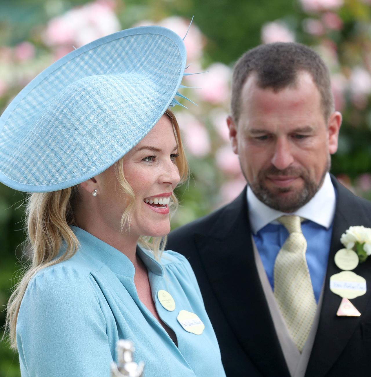 Официальный развод в королевской семье: внук Елизаветы II Питер Филлипс развелся с женой после 12 лет брака - фото №2