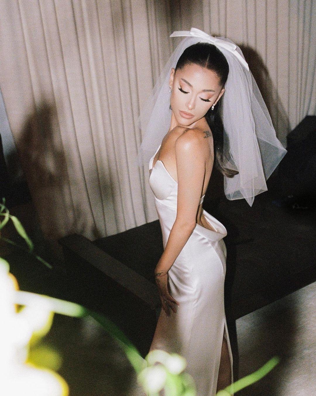 ариана гранде свадьба