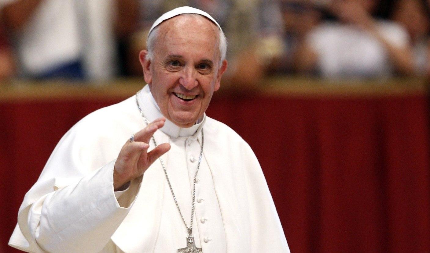 папа римский за однополые браки