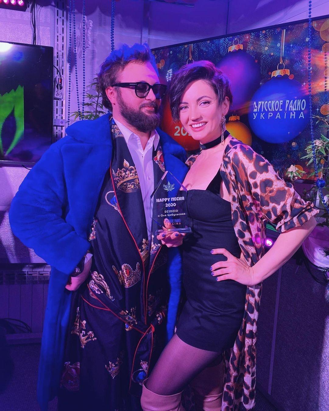 Оля Цибульская рассказала об угрозах, которые получала от жены DZIDZIO - фото №1