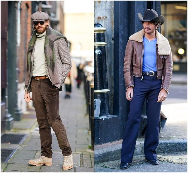 Мужская неделя моды в Лондоне: лучшие стритстайл-образы (ФОТО) - фото №22