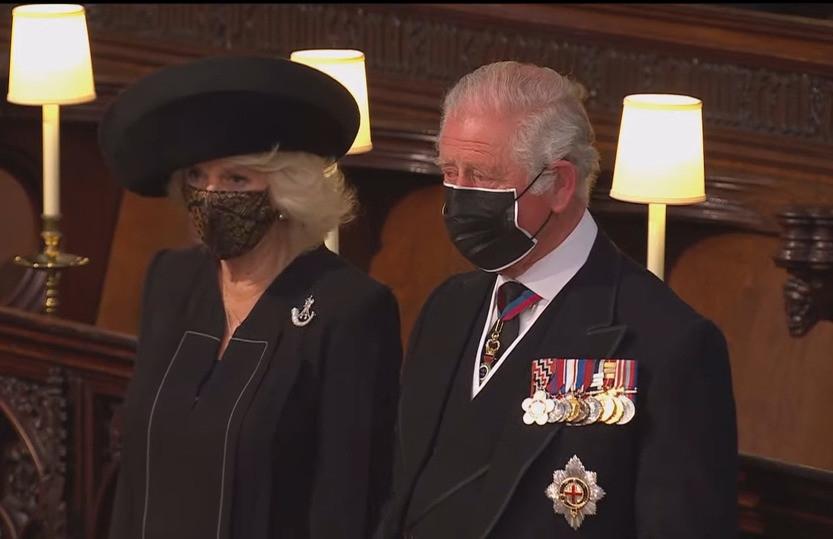В Великобритании прощаются с принцом Филиппом: онлайн-трансляция - фото №4