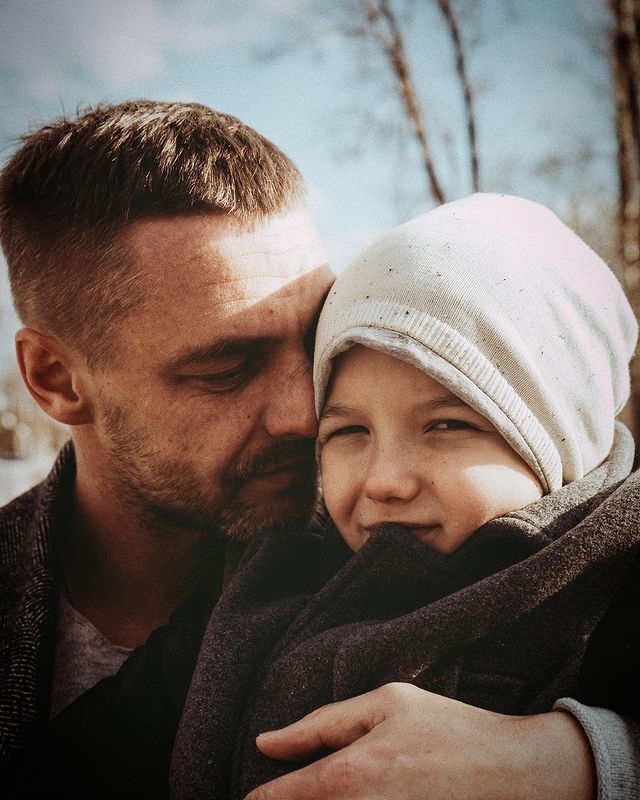 О сыне, любви и дружбе: жизненные принципы Антона Батырева - фото №2