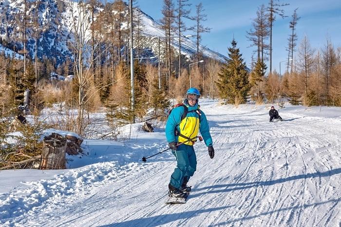 На лыжи с детьми — в Высокие Татры. Где побывать и что попробовать с ребенком - фото №1
