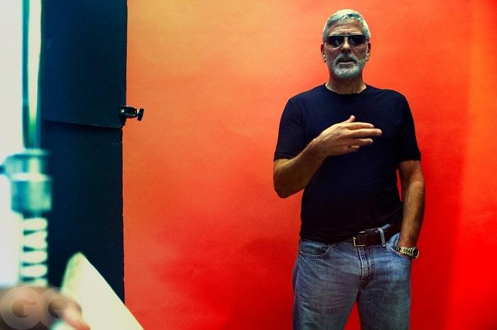 """""""Я думал, что никогда не женюсь"""": Джордж Клуни снялся для GQ и рассказал о своей жене (ФОТО) - фото №3"""