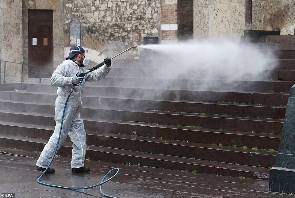 Хроника коронавируса: 134 тысячи зараженных и 5 тысяч погибших. Что сейчас происходит в Европе? (ФОТО) - фото №5