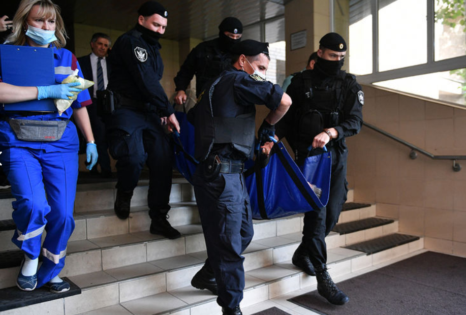 Михаила Ефремова экстренно доставили в реанимацию. Что известно о состоянии актера? - фото №2