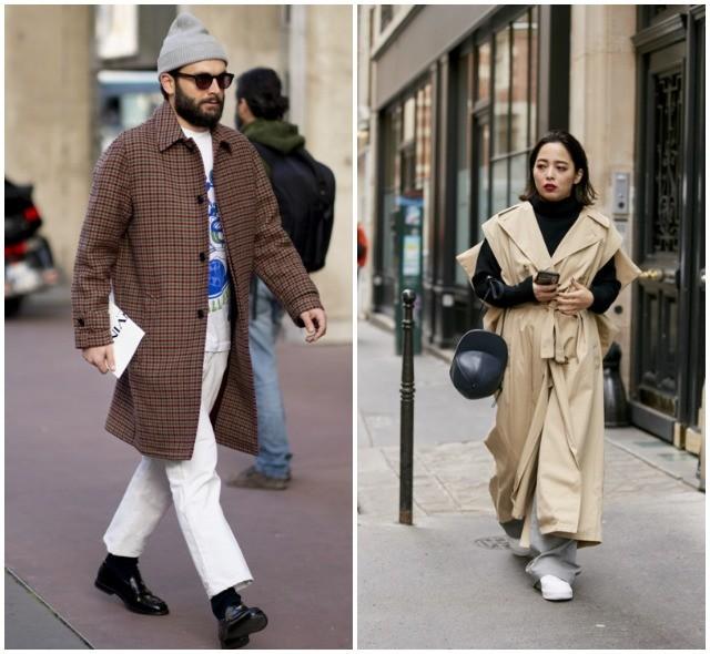 Что носят в Париже: стритстайл-образы гостей французской мужской Недели моды - фото №31